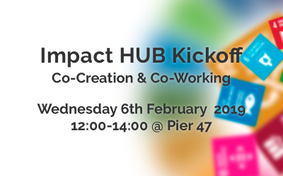 Impact Hub Kickoff Event
