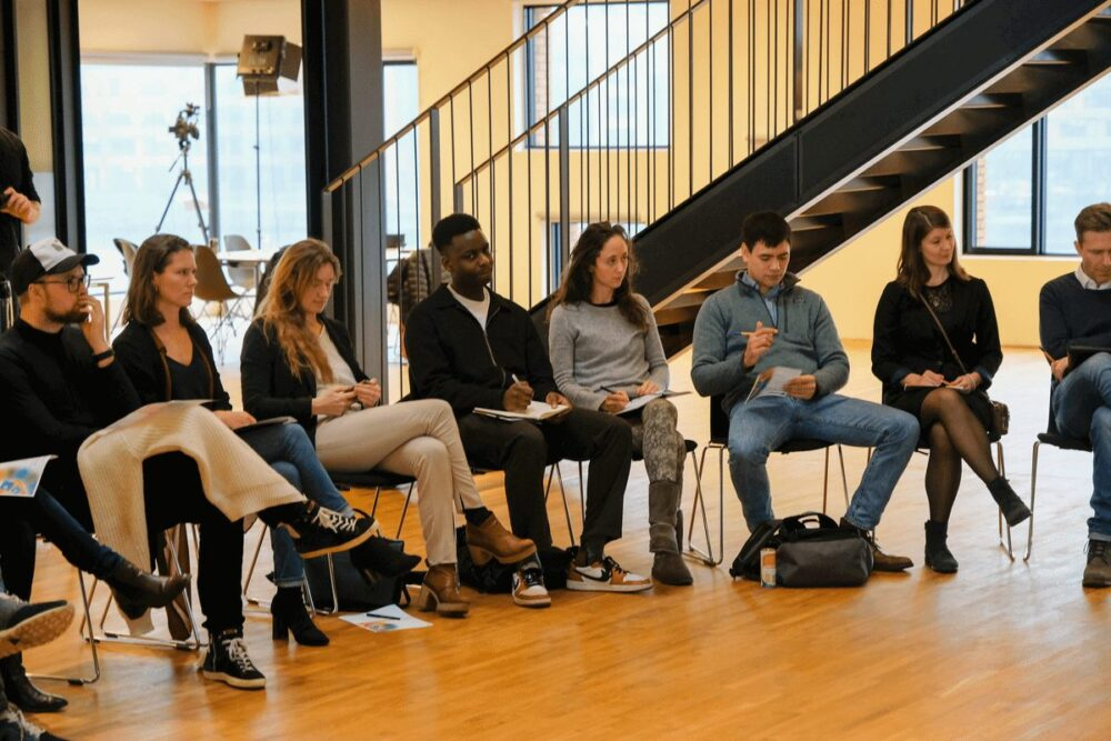 SDG Hub KickOff Event 16