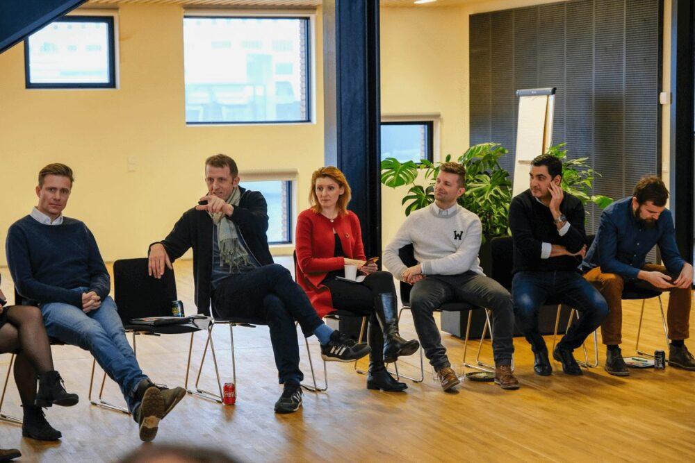 SDG Hub KickOff Event 8