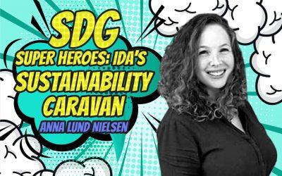 SDG Super Heroes – Anna Lund Nielsen