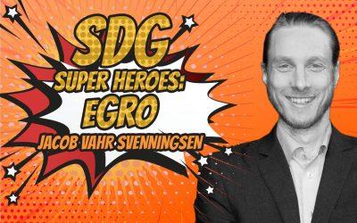 SDG Super Heroes – Jacob Vahr Svenningsen