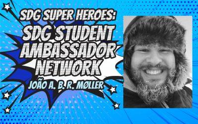 SDG Super Heroes – João A. B. R. Møller