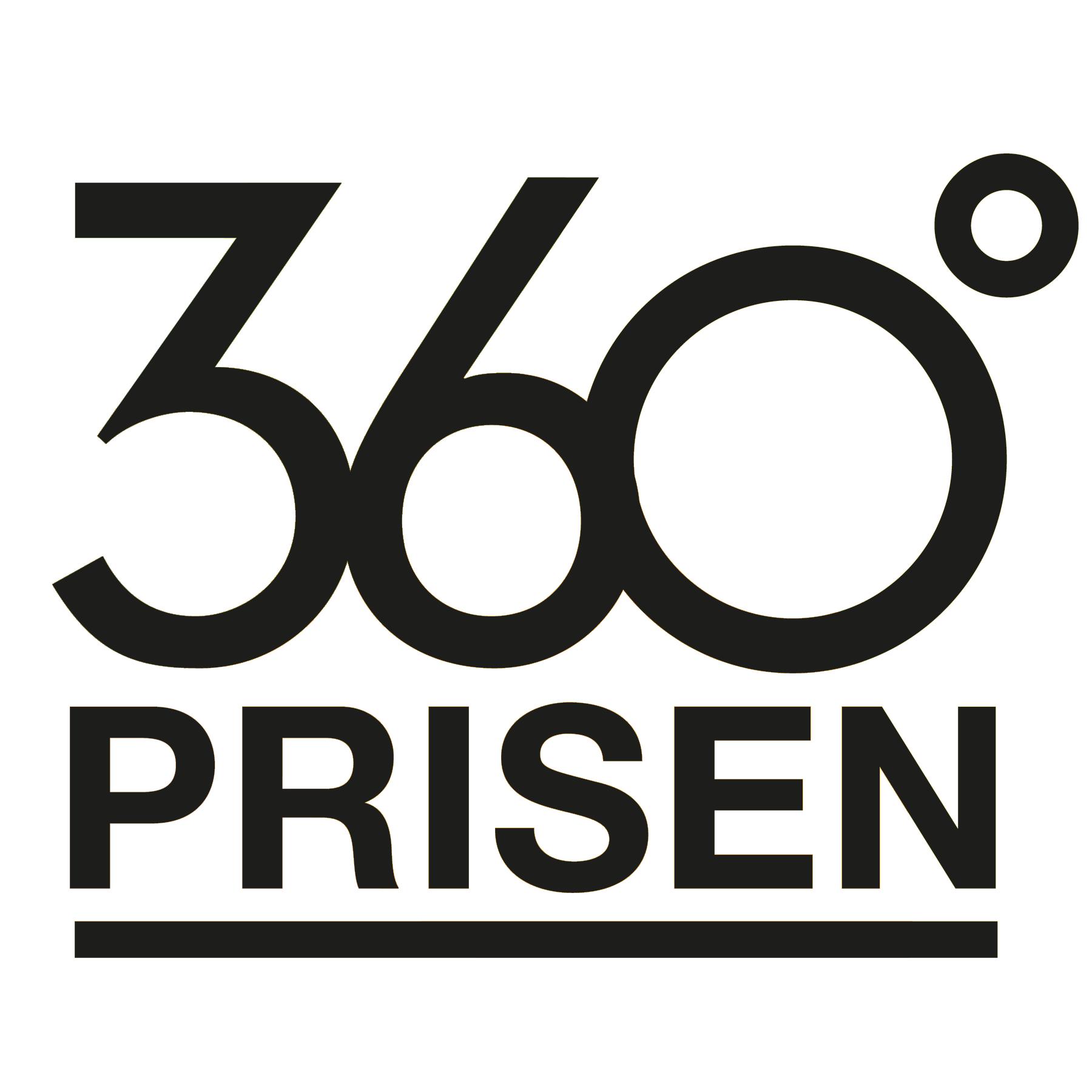 360 logo prisen