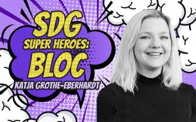 SDG Super Heroes – Katja Grothe-Eberhardt