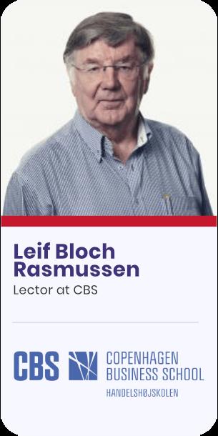 Leif Bloch Rasmussen
