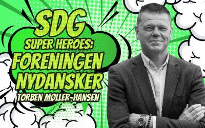 SDG Super Heroes – Torben Møller-Hansen