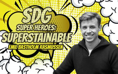SDG Super Heroes – Emil Rasmussen