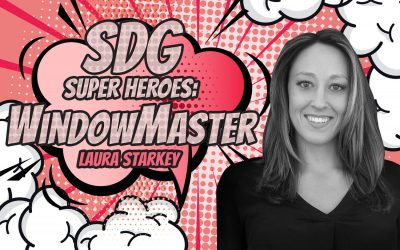 SDG Super Heroes – Laura Starkey