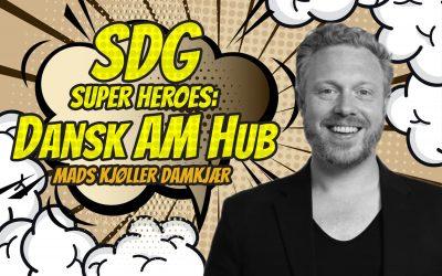 SDG Super Heroes – Mads Kjøller Damkjær