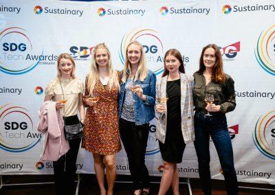 SDG Event Picture Female Invest Team