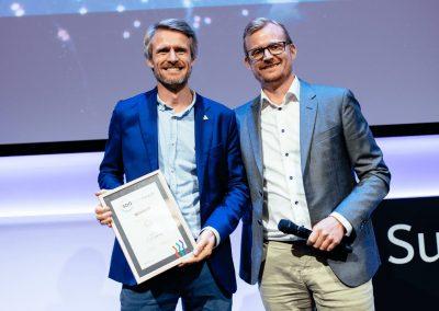 SDG Tech Awards Event Carlsberg team