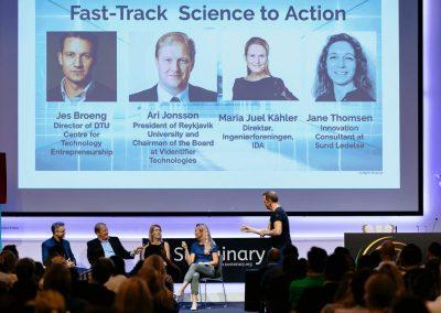 SDG Tech Awards Event Panel 1