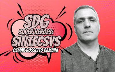 SDG Super Heroes – Osmar Rossetto Bambini