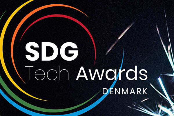 SDG Tech Awards Denmark 2019