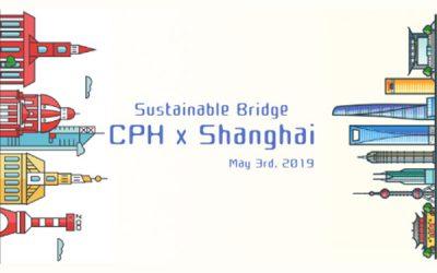 Sustainable Bridge Copenahagen x Shanghai