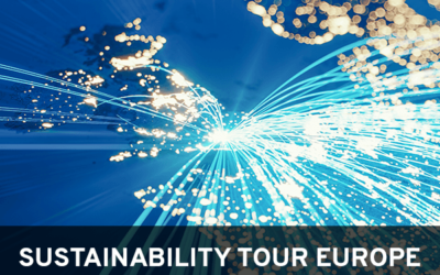 Sustainability Tour Europe