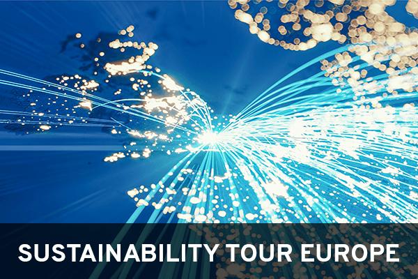 sustainability tour europe 2