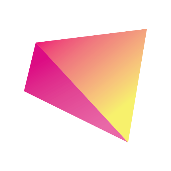 600 Pyramid pink arrow