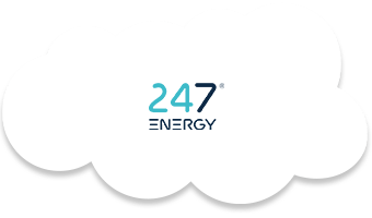 247 energy logo