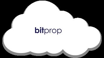 Bitprop logo