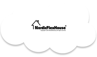 nordicflexhouse logo