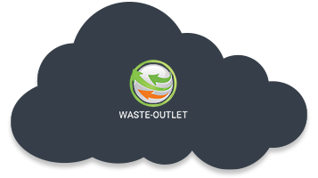Waste-Outlet