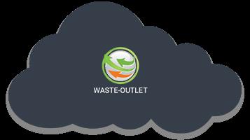 Waste-Outlet